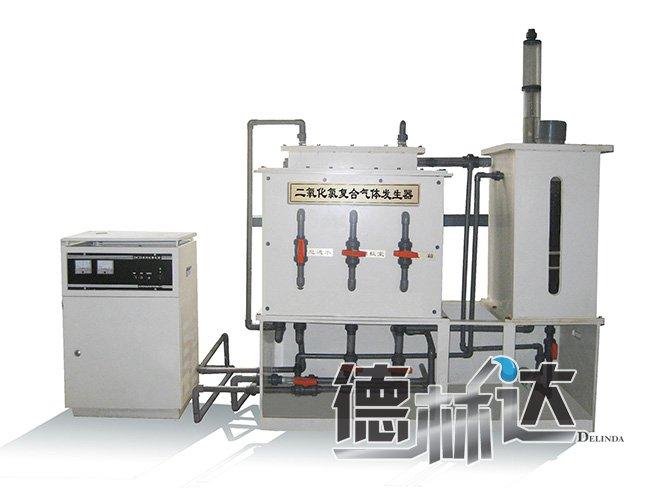 中型电解法二氧化氯发生器