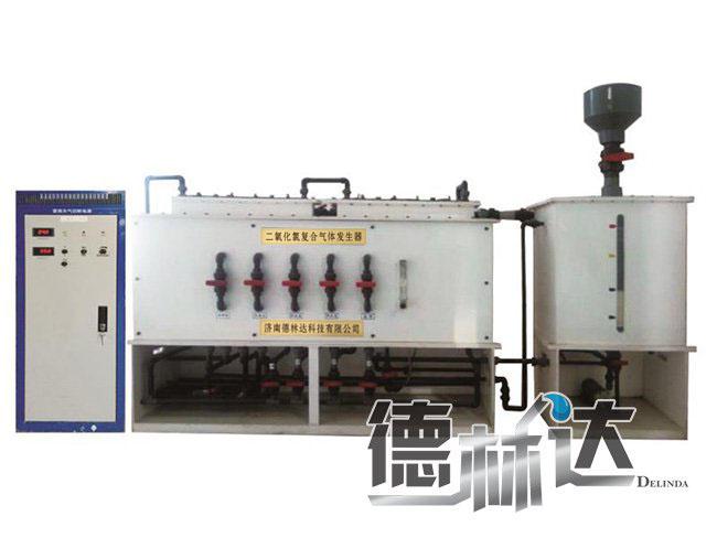 二氧化氯发生器的应用
