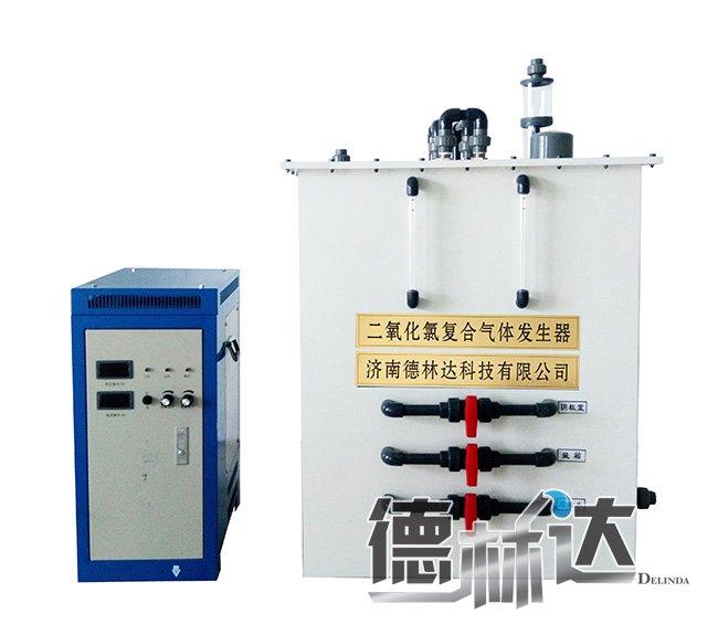 小型二氧化氯发生器
