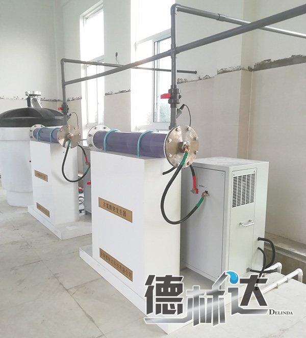 次氯酸钠发生器300-500手动与自动型的区别