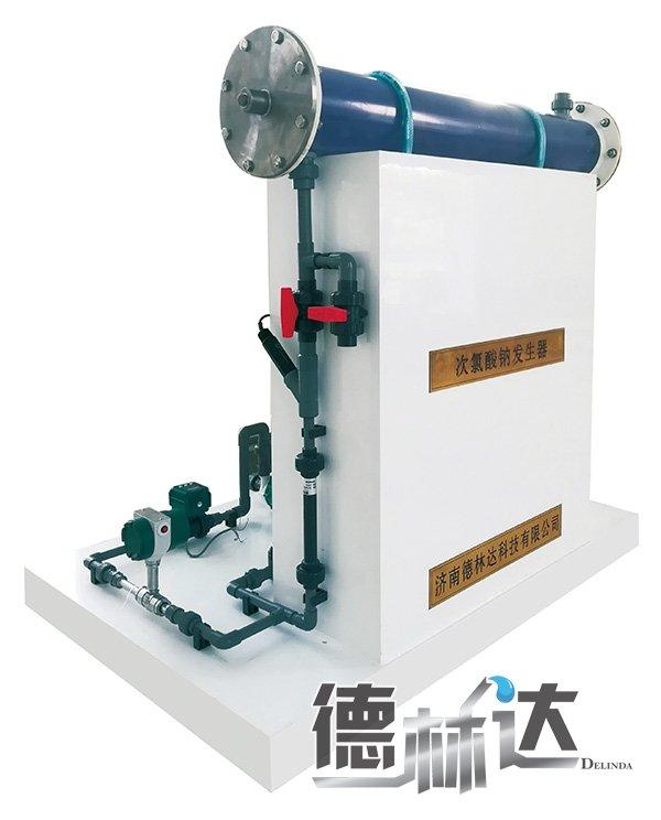 次氯酸钠发生器50-200手动与自动型的区别