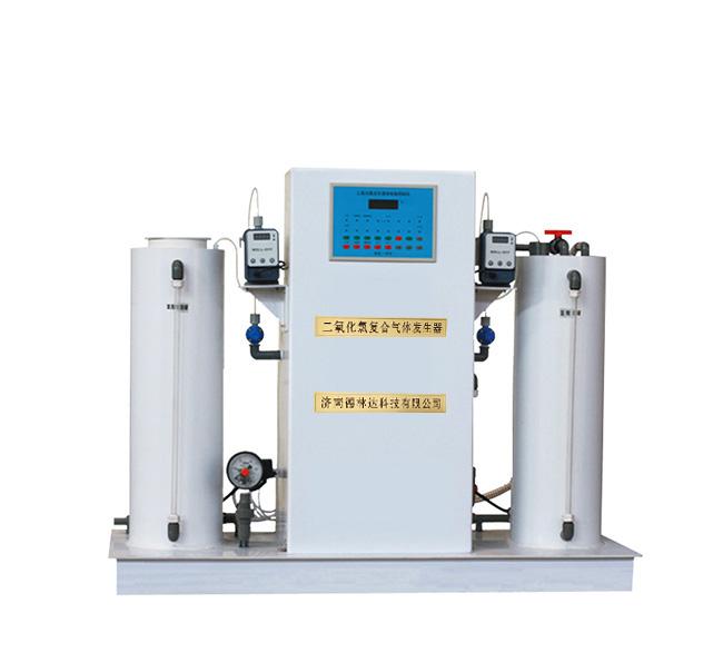 亚氯酸钠法二氧化氯发生器