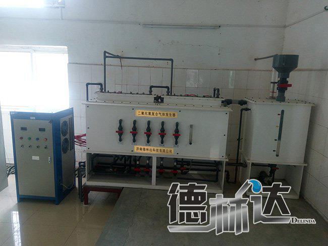 二氧化氯发生器和普通净水器的区别有哪些?
