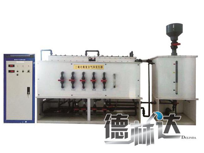 电解法二氧化氯发生器的原理分析及介绍