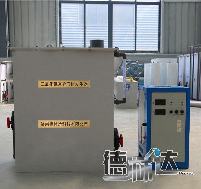 次氯酸钠消毒液和二氧化氯粉剂都可以用投加器