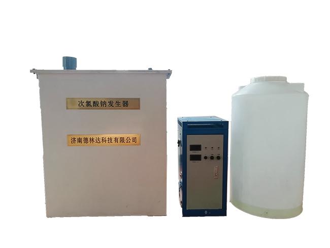 小型电解食盐次氯酸钠发生器